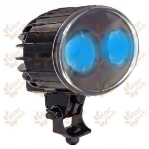 LAMPA BLUE SPOT LED 12v-110v